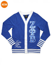 Load image into Gallery viewer, ZPB SEQUIN PATCH CARDIGAN