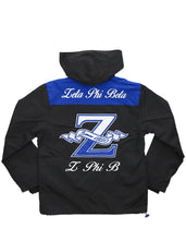 Load image into Gallery viewer, Zeta Phi Beta Windbreaker Jacket