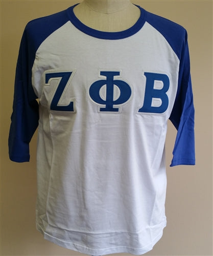 Zeta Phi Beta Baseball T-Shirt