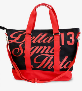 Delta Canvas Tote Bag