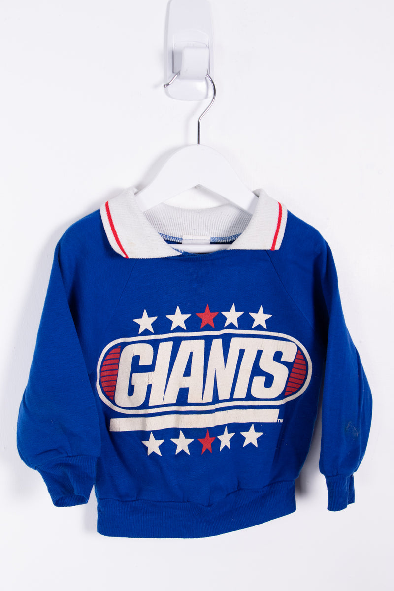 Vintage NFL Giants Sweater *1-2 YRS*