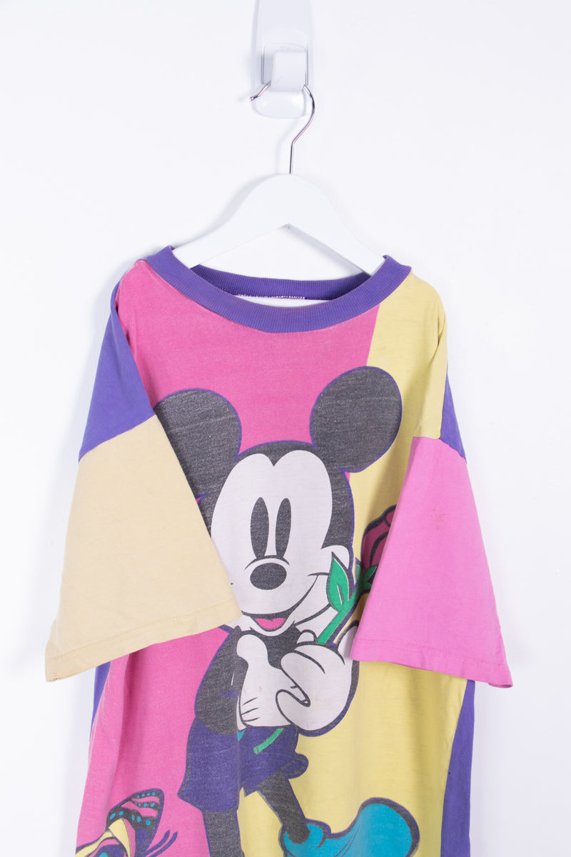 Vintage Mickey Mouse tee *9-10 Yrs*