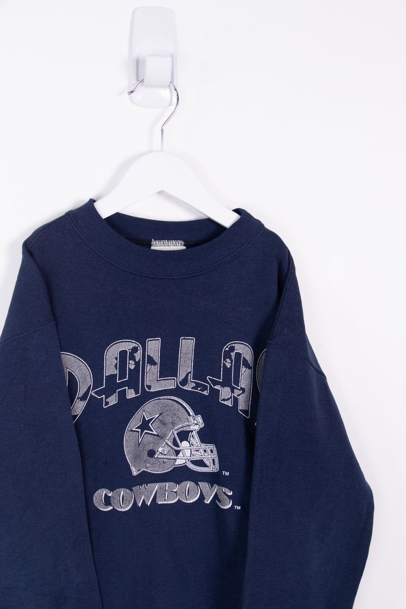 Vintage NFL Dallas Cowboys Sweater *7-8 YRS*