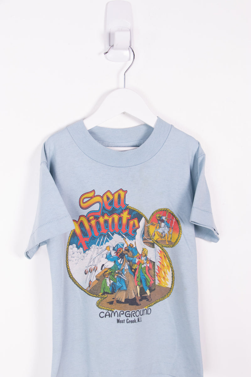 Vintage Sea Pirate Tee *3-4 YRS*