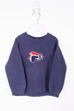 Vintage Fila Sweater *3-4 YRS*