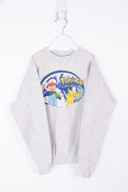 Vintage 1999 Pokemon Sweater *5-6 YRS*