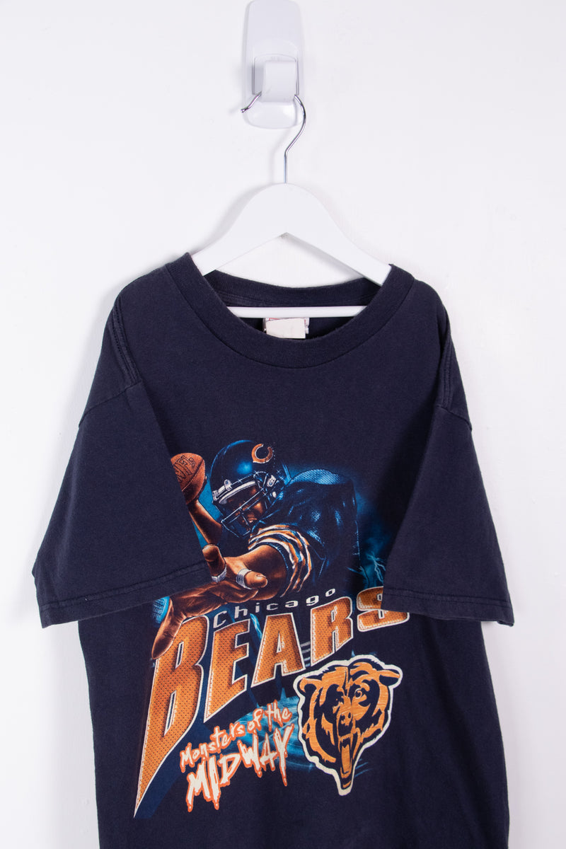 Vintage Chicago Bears NFL Tee *10-12 yrs*