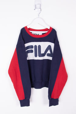 Vintage Fila Sweater *7-8 yrs*