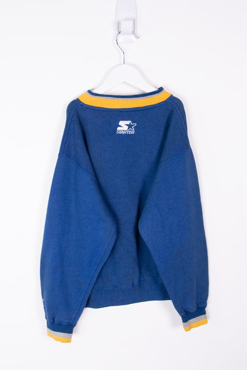 Vintage St. Louis Rams NFL Sweater *7-8 yrs*