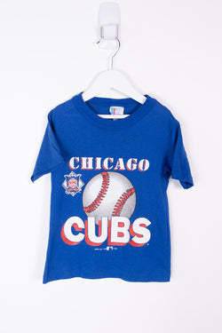 Vintage 1992 Chicago Cubs MLB Tee *3-4 yrs*
