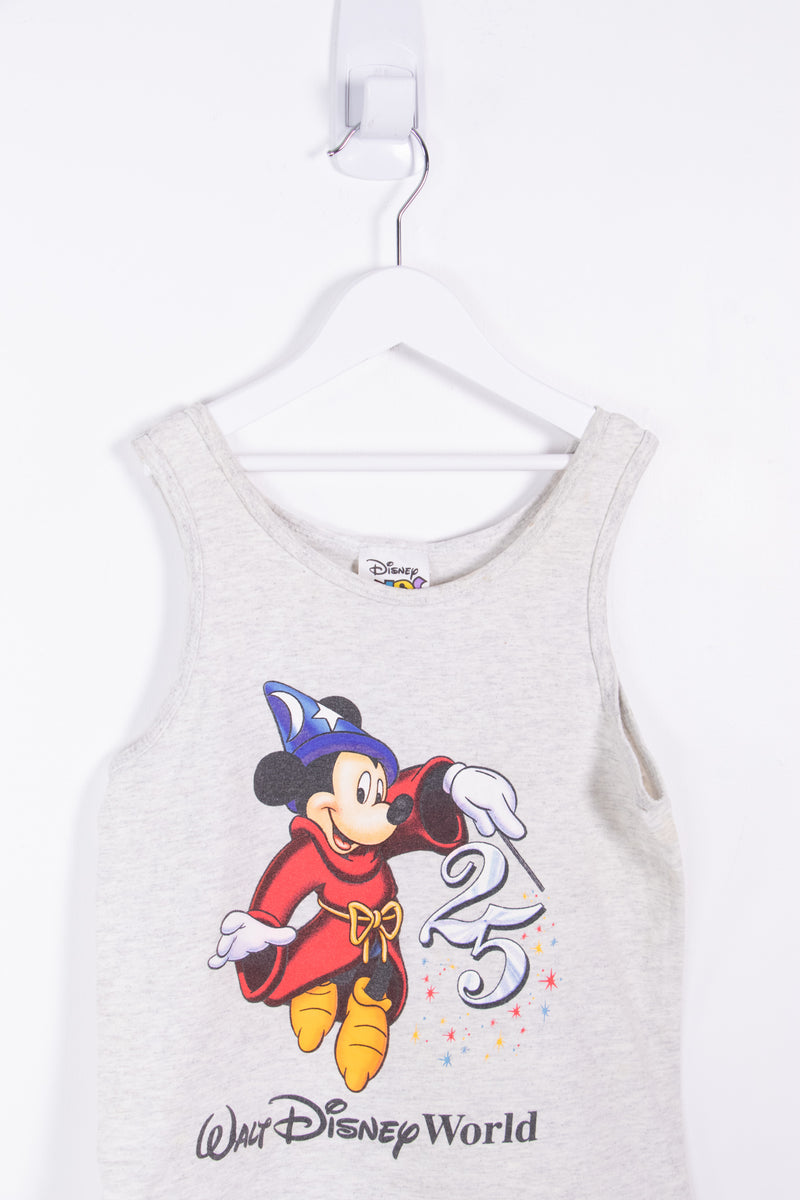 Vintage Mickey Mouse Singlet *5-6 yrs*
