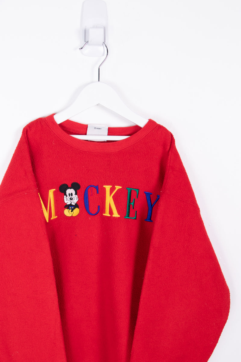Vintage Mickey Mouse Sweater *10-12 yrs*