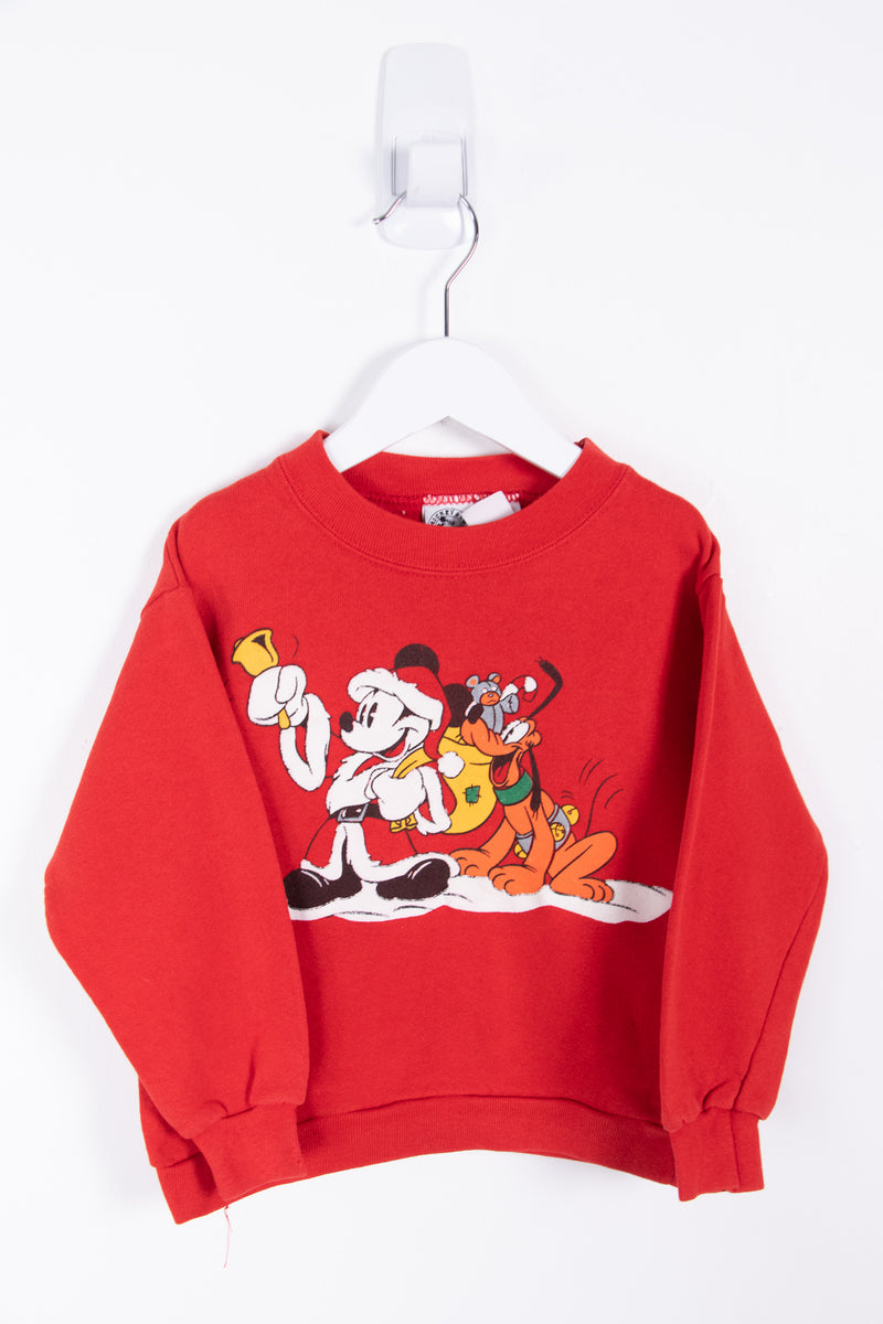 Vintage Mickey Mouse Sweater *1-2 yrs*