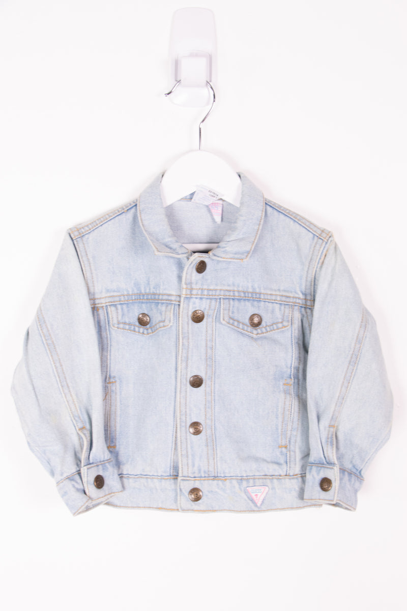 Vintage Guess Denim Jacket *0-6 Months*