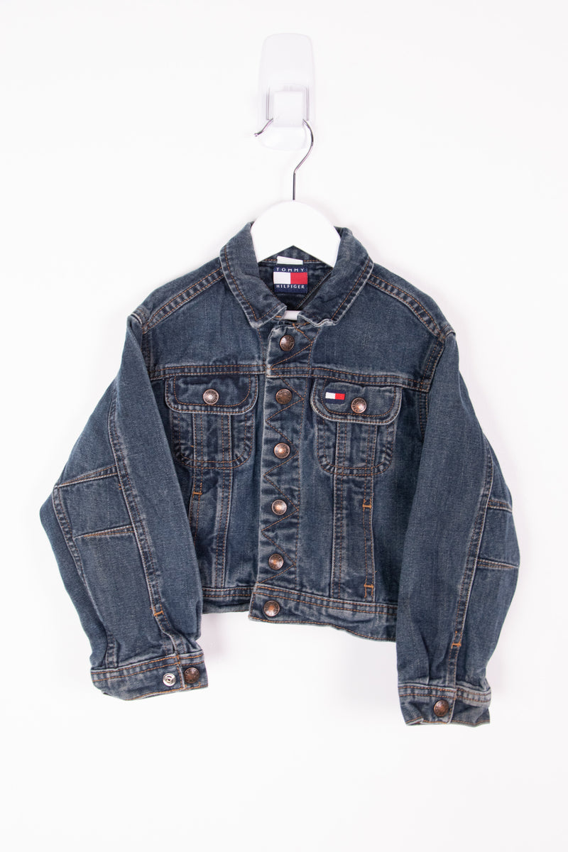 Vintage Tommy Hilfiger Denim Jacket *1-2 yrs*