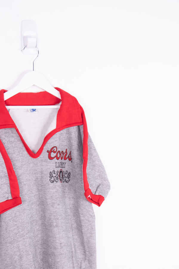 Vintage Coor Sweater Tee *5-6 Yrs*