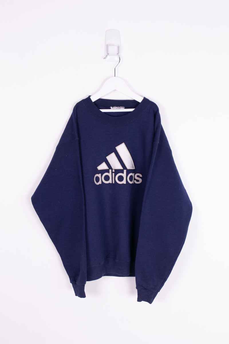 Vintage Adidas Crewneck Sweater *9-10 Yrs*