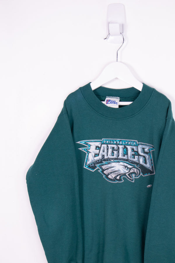Vintage NFL Eagles Crewneck Sweater *10-12 Yrs*