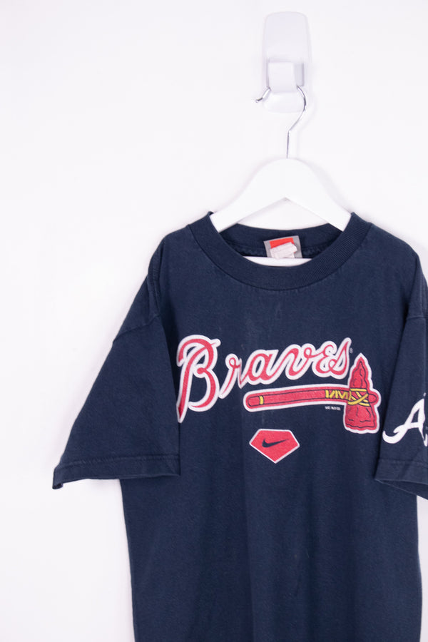 Vintage MLB Braves Tee *9-10 Yrs*