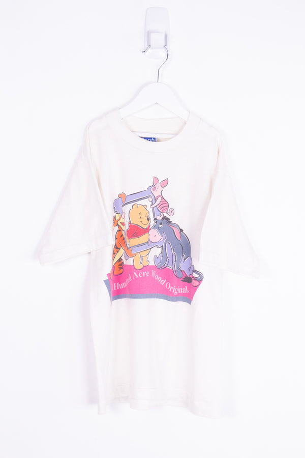 Vintage Disney Pooh Bear Tee *10-12 Yrs*