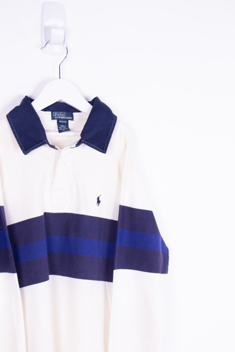 Vintage Ralph Lauren Rugby Polo *10-12 Yrs*