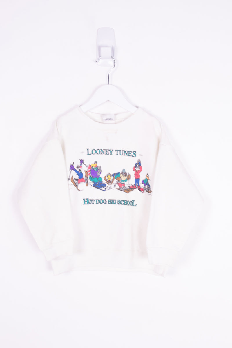 Vintage Looney Tunes Sweater *5-6 Yrs*