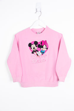 Vintage Mickey and Minnie Sweater *5-6yrs*