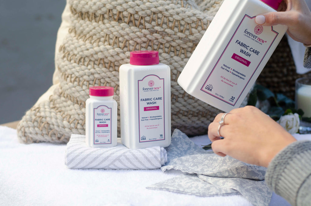 Forever New Fabric Care Wash Granular Collection