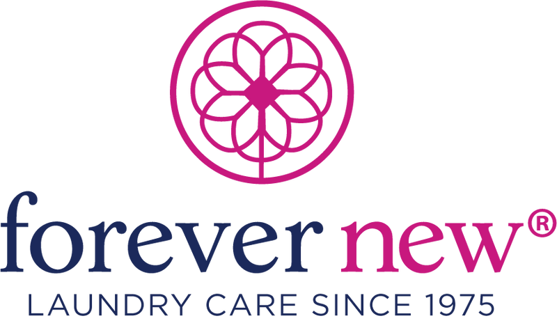 Forever New Laundry Detergent Logo Laundry Care Since 1975