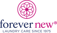forever new logo PNG laundry care since 1975