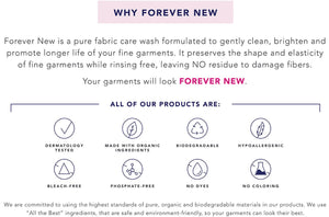 forever new laundry detergent key points highlights