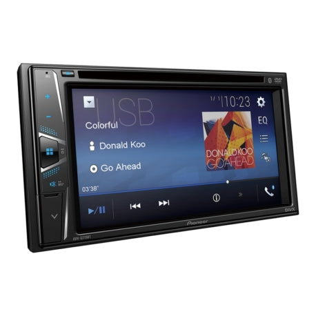 DVD CAR PIONEER AVH-G215BT - 6.2 PULGADAS - USB - BLUETOOH