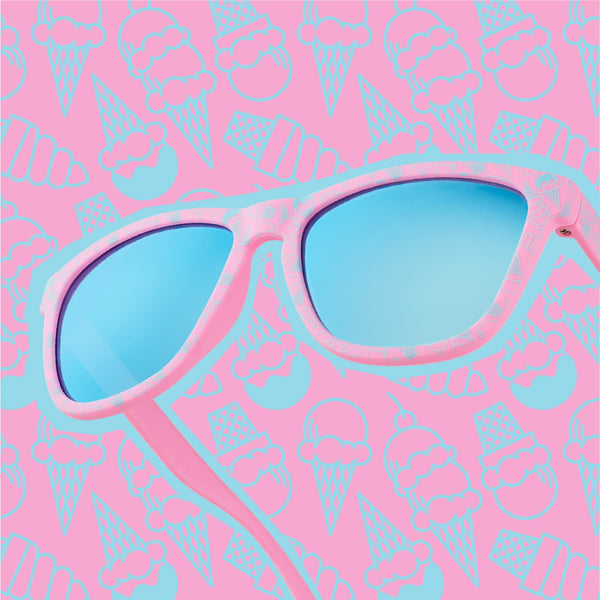 Sunnies with a chance of sprinkles goodr sunglasses