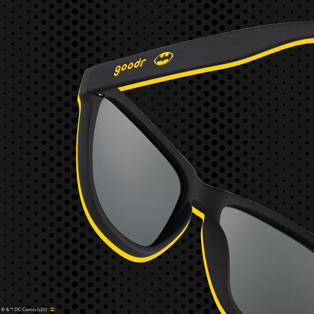 BLACK BATMAN SUNGLASSES