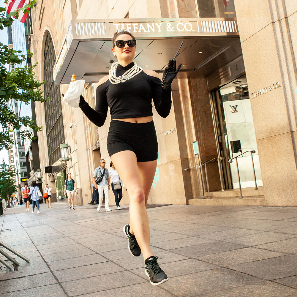 Breakfast Run to Tiffany's lifestyle photo