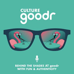 The CULTURE goodr Podcast cover art