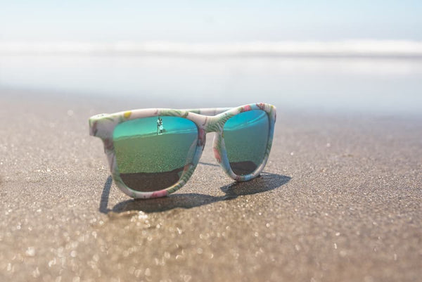 goodr sunglasses on beaches