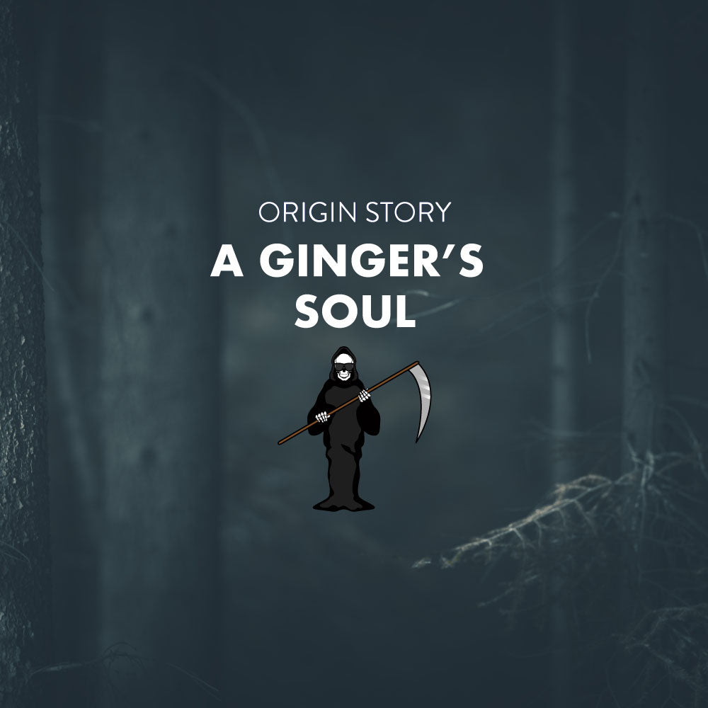 Origin Story of A Ginger Soul by Goodr Sunglasses