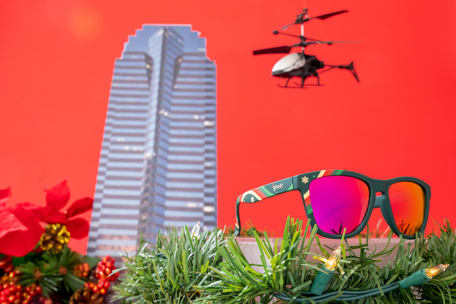 Christmas Sunglasses by goodr