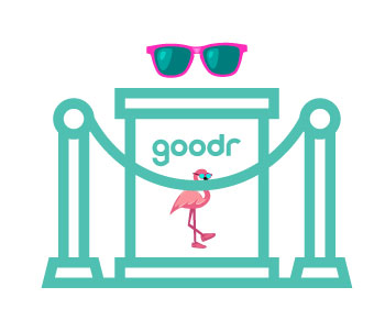goodr retailer graphic