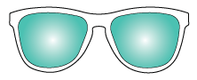 reflective lens type