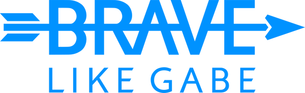 Brave Like Gabe organization logo