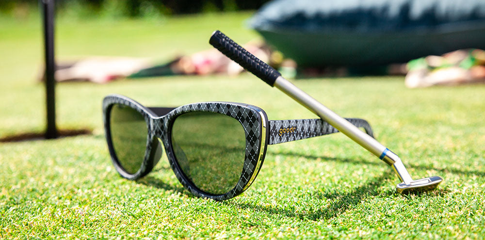 Talk Birdie to Me-The Runways-GOLF goodr-3-goodr sunglasses