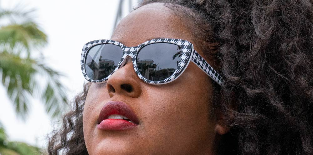 Gingham Is Sooo Last Season-The Runways-RUN goodr-4-goodr sunglasses