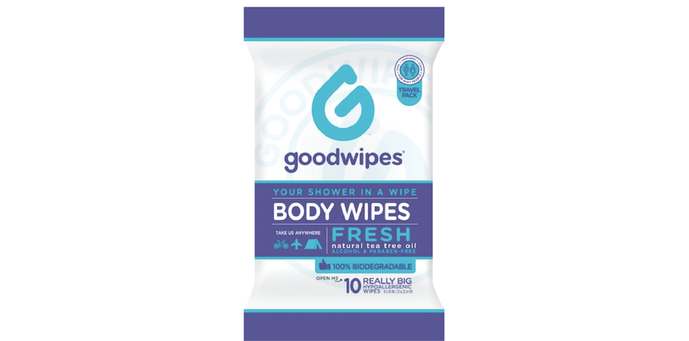 Goodwipes Fresh Body Wipes 10-ct-Body Wipes-Goodwipes-1-goodr sunglasses