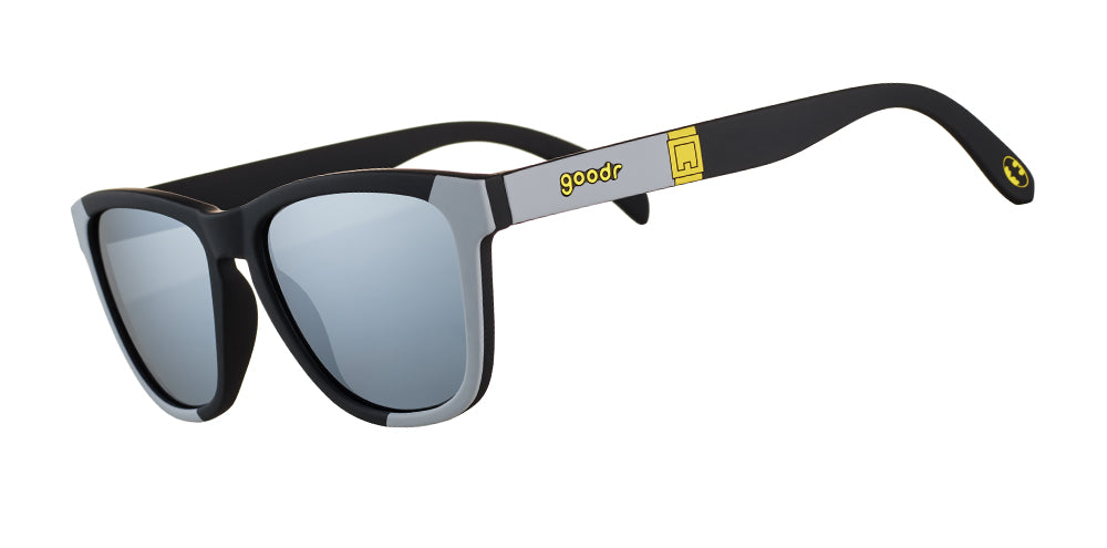Caped Crusader Sun Shaders-The OGs-RUN goodr-1-goodr sunglasses