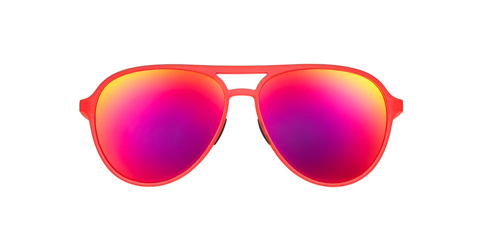 Captain Blunt's Red Eye-MACH Gs-RUN goodr-2-goodr sunglasses