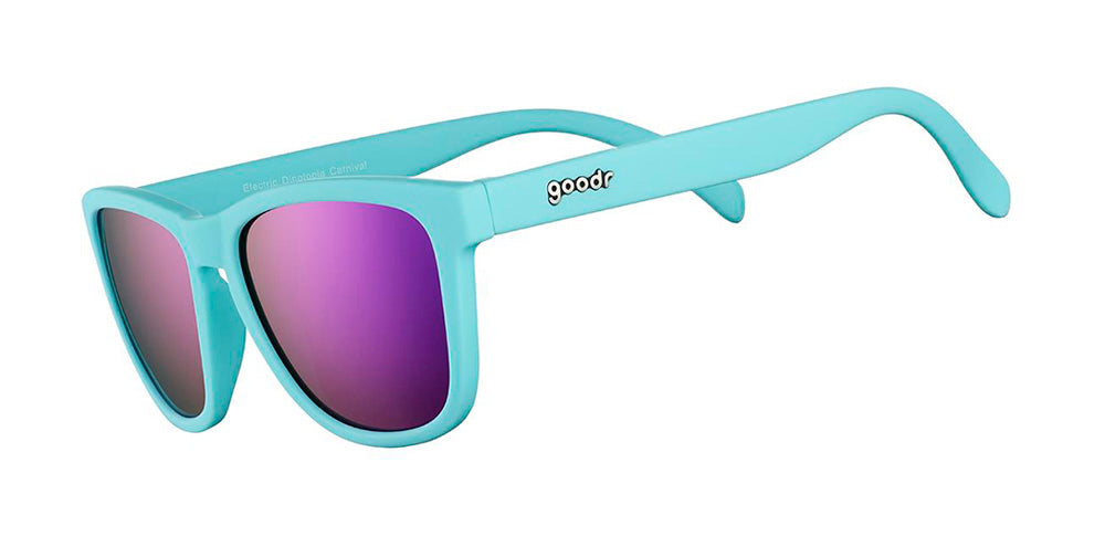 Electric Dinotopia Carnival-The OGs-RUN goodr-1-goodr sunglasses
