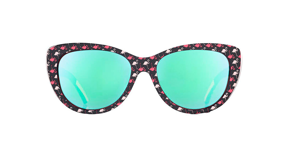 Gopher a Flamingo!-The Runways-GOLF goodr-2-goodr sunglasses