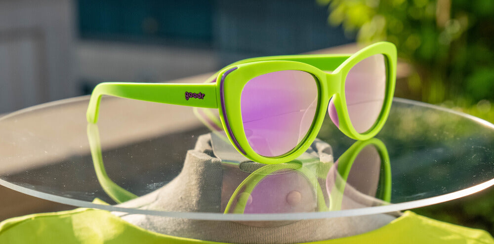 Total Lime Piece-The Runways-RUN goodr-3-goodr sunglasses